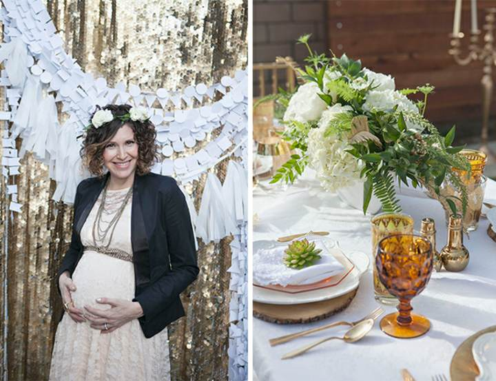 ideas para baby shower estilo boho chic momento inolvidable