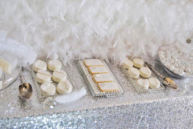creativas ideas para baby shower tema angeles