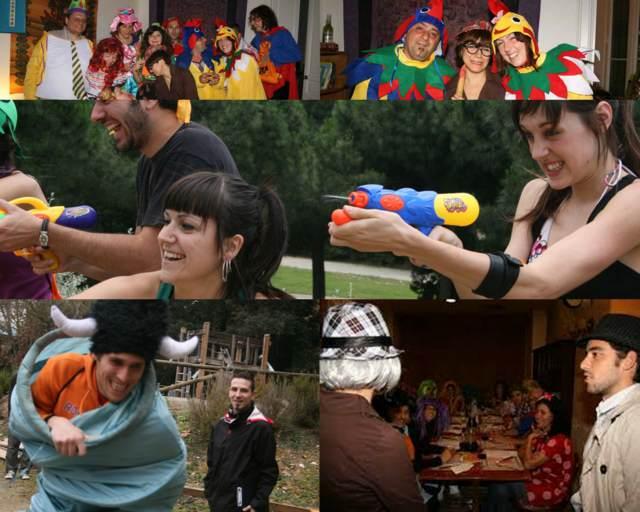 juegos divertidos cumpleaños inolvidables ideas originales