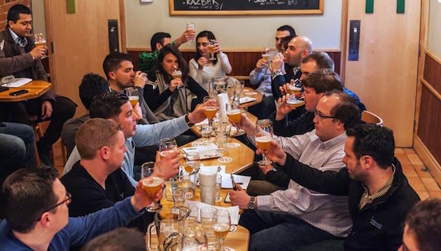 juegos tematicos cerveza despedida alegre