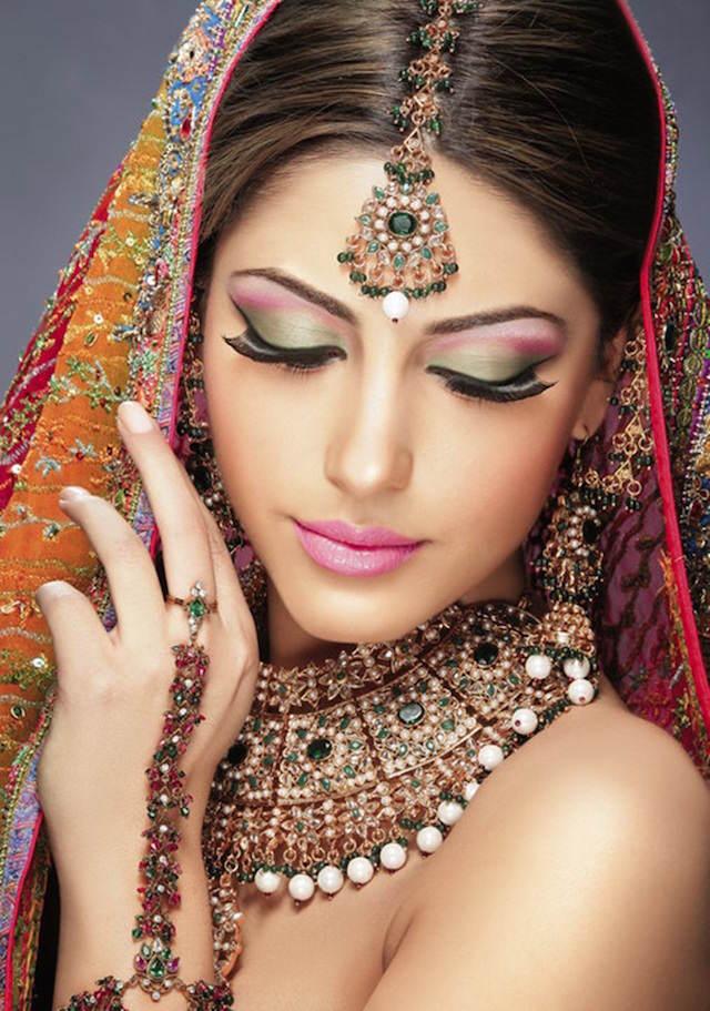 maquillaje de novia estilo asiatico moderno