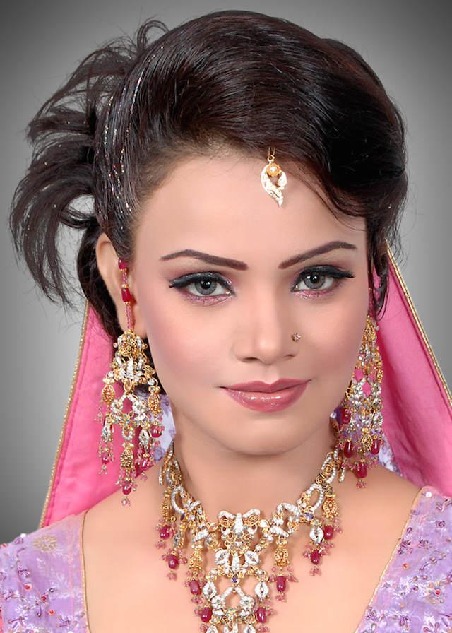 maquillaje de novia tendencias modernas 2015
