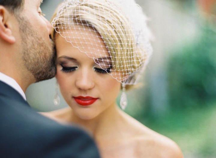 mirada magnífica maquillaje de novia