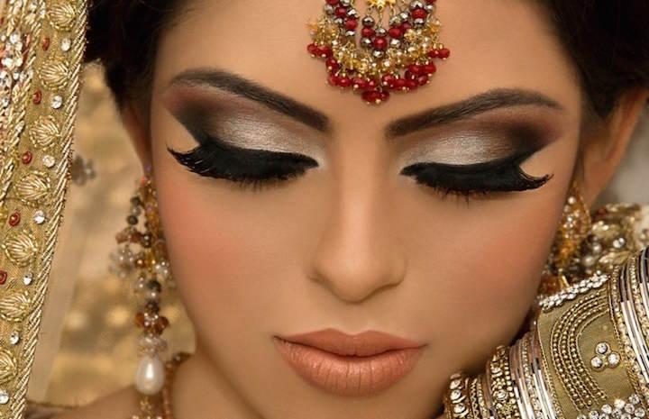 moda 2015 maquillaje de novia fascinante