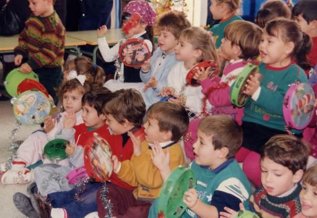 niños cantando fiestas infantiles ideas originales