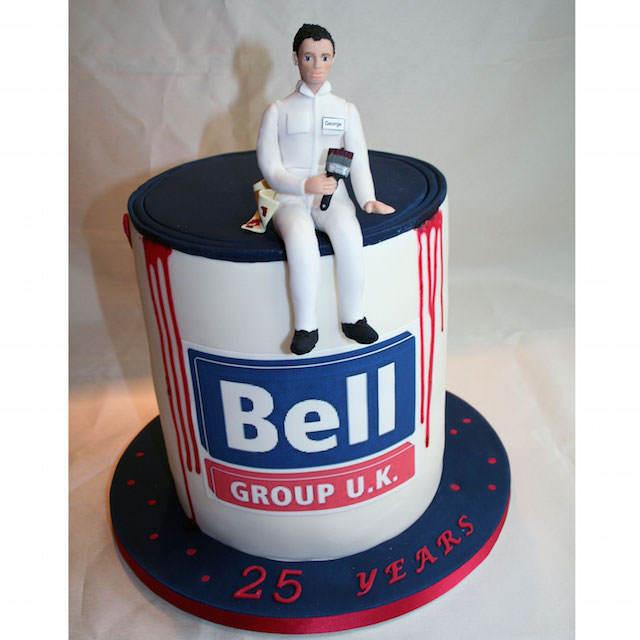 pastel personalizado idea única decoración innovadora