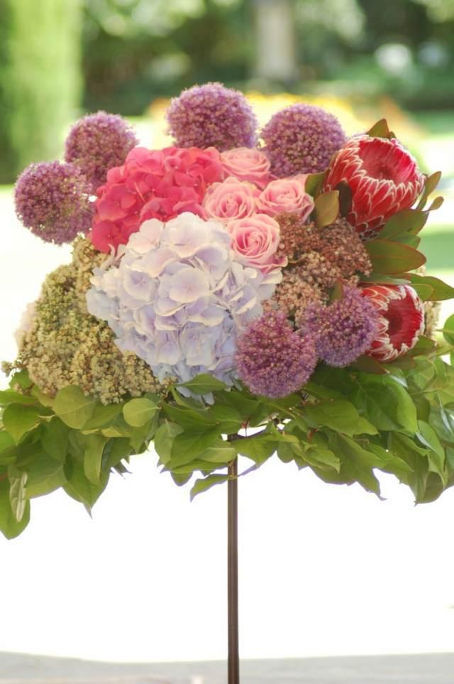 primavera flores bonitas ideas arreglos florales fiesta