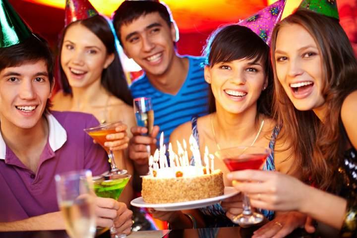 Ideas para fiestas de adolescentes