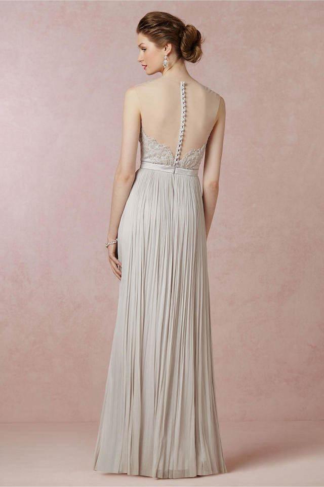 vestido elegante estilo vintage moda