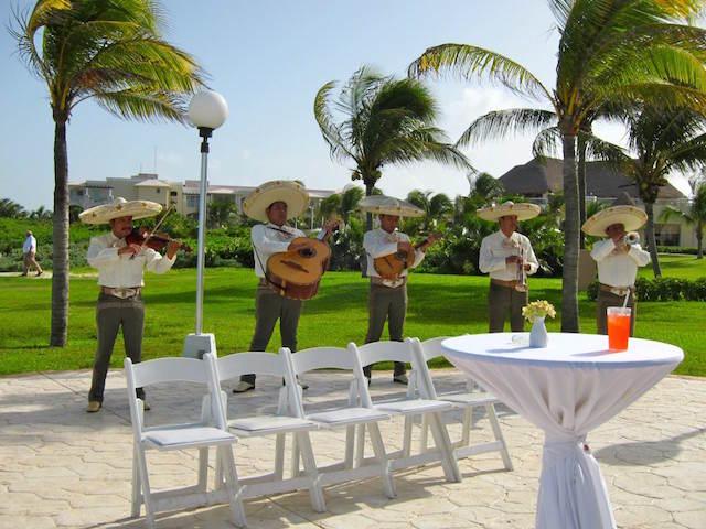 música Mexico bodas en la playa magnificas