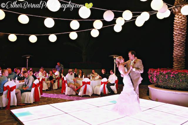 ambiente magnifico boda preciosa música playa