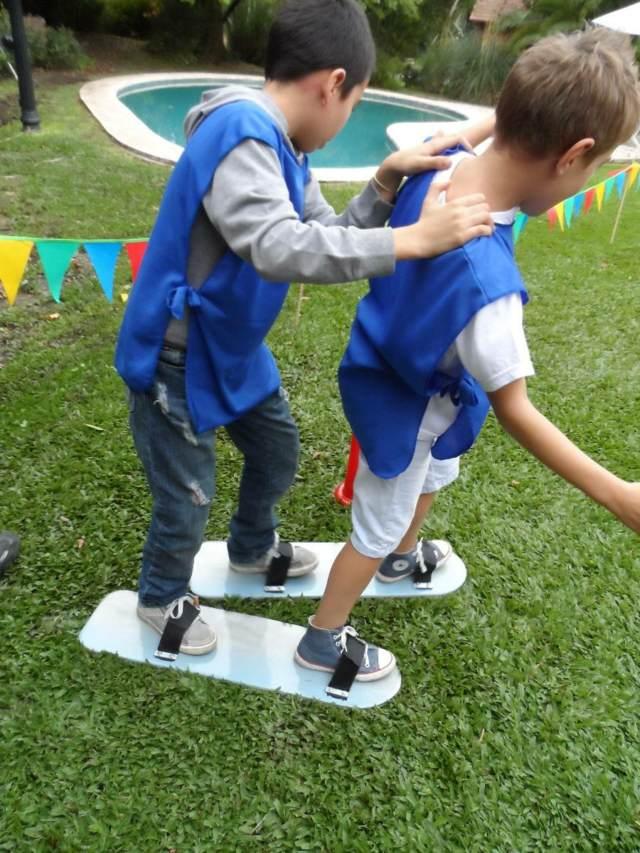 Divertidos juegos para fiestas infantiles ideas interesantes - Actividades cumpleanos adultos ...