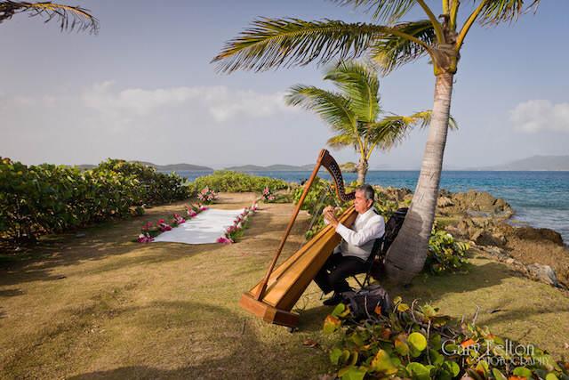 arpa canciones preciosas bodas en la playa