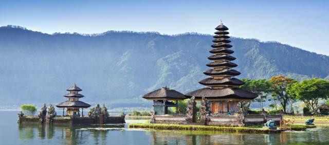 Bali Indonesia ideas románticas viaje exótico aniversario novios