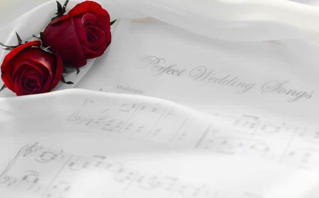 bodas en la playa canciones tematicas romántica
