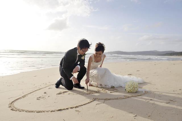 bodas en la playa cuento de hadas magnífico