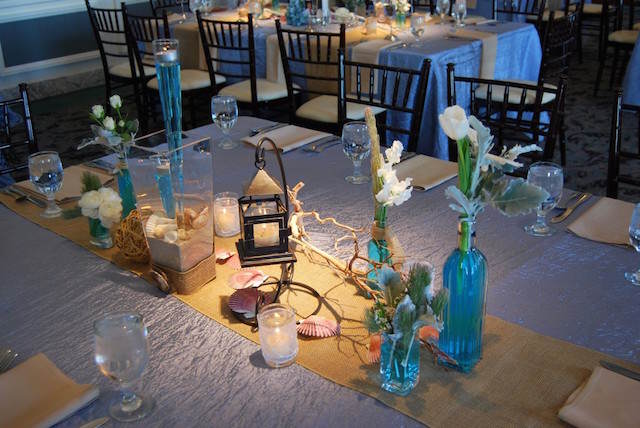 bodas en la playa decoracion preciosa temática