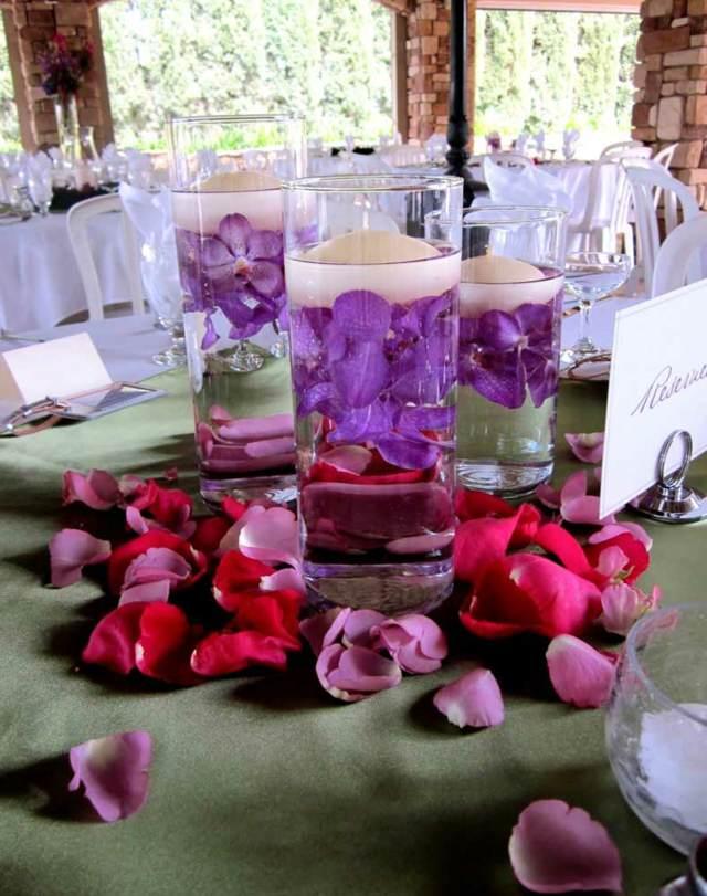 centro de mesa decoración ideas precisosas fiesta temática