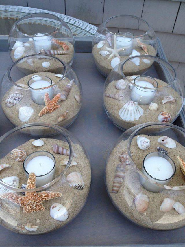 centro de mesa variedades preciosas decoración