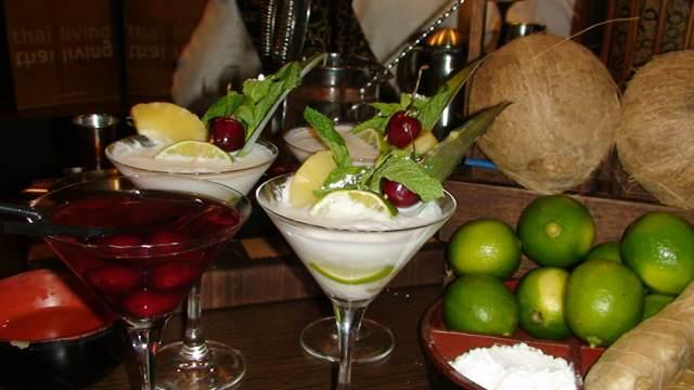 coctelería ideas fantásticas sin alcohol