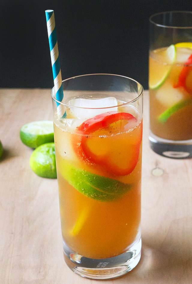 cócteles deliciosos ideas sin alcohol fiesta divertida
