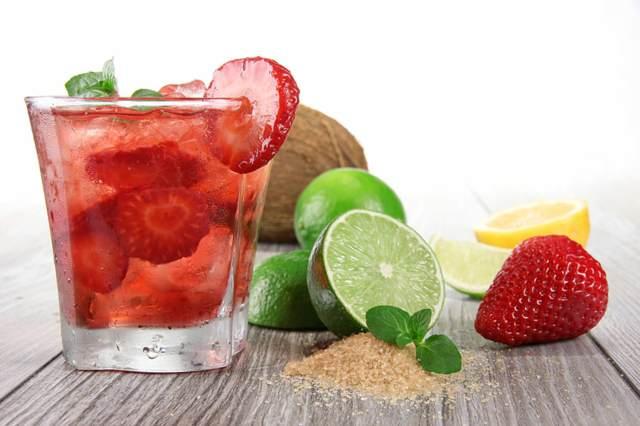 cócteles sin alcohol ideas originales recetas sabrosas