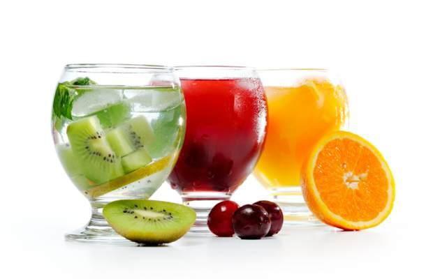 cócteles sin alcohol ideas sabrosas recetas saludables