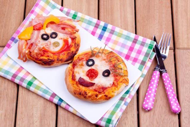 comida tradicional fiestas infantiles pizza temática