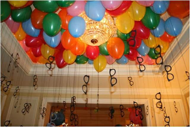 decoración globos ideas divertidas fiesta inolvidable