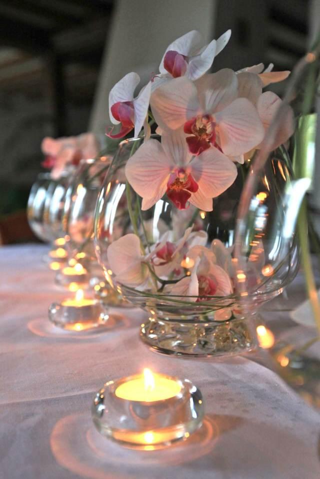 orquídeas maravillosas ideas decoración temática