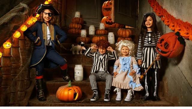 disfraces infantiles halloween fiestas divertidas