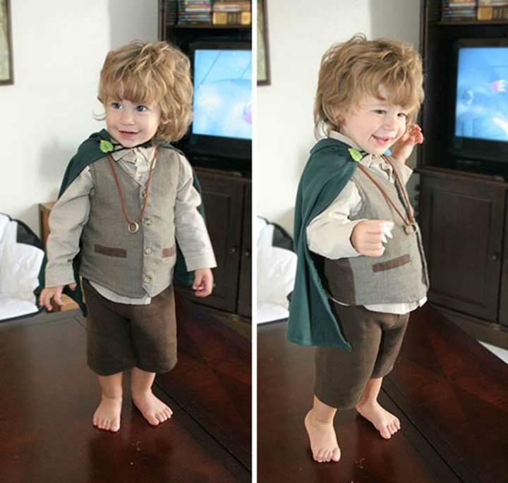 disfraces para niños ideas vintage fiesta divertida