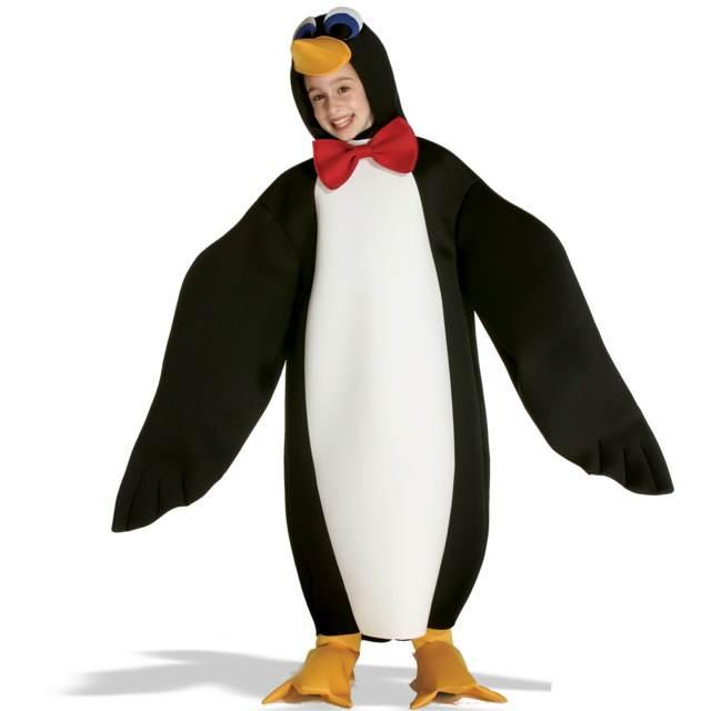 disfraces para niños películas infantiles pinguino madagascar fiestas