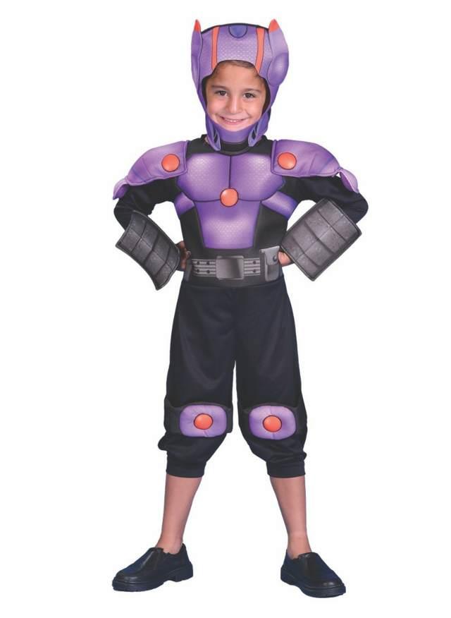 disfraces para niños grandes heroes hiro fiesta temática ideas