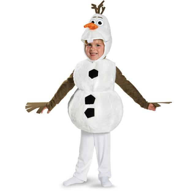 disfraz olaf frozen muñeco nieve ideas fiesta infantil