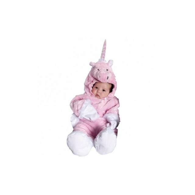 disfraz unicornio rosa bebé bautizo ideas fantásticas