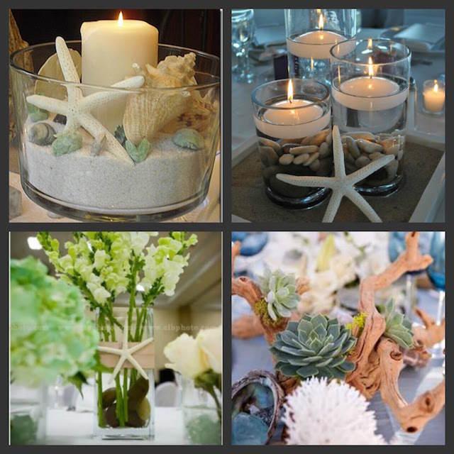 estupendas variedades tema mar decoracion mesa