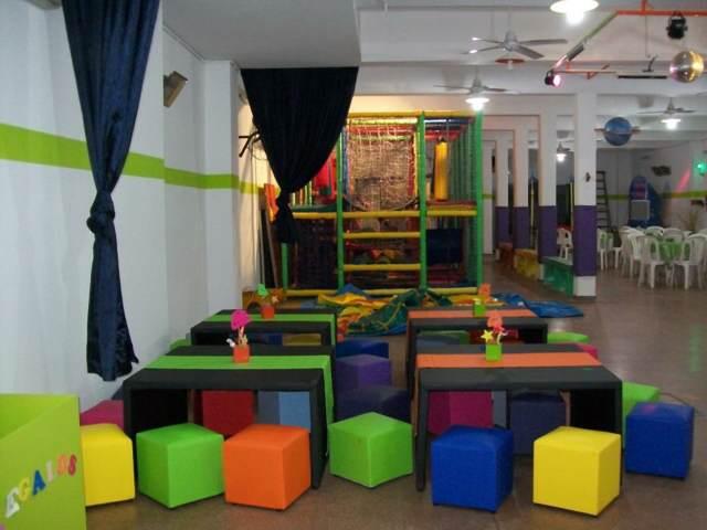 C mo elegir los m s originales salones de fiestas infantiles - Ideas para salones pequenos ...