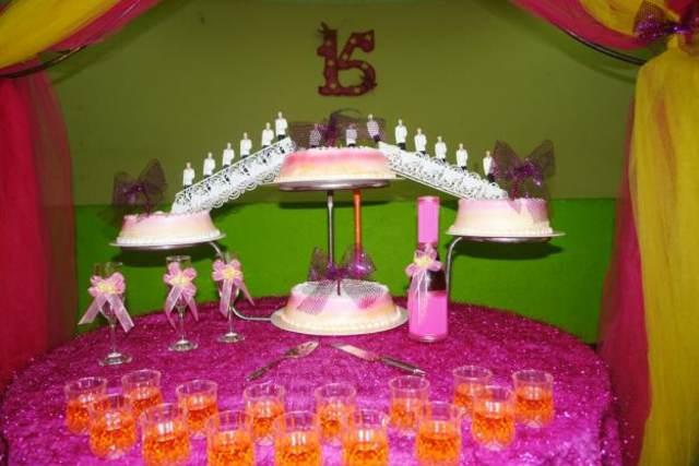 fiestas temáticas 15 años decoración original ideas
