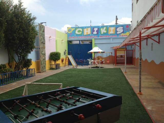 fiestas infantiles aire libre salones ideas originales