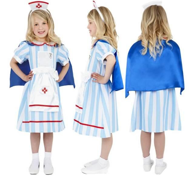 ideas vintage disfraces originales niños fiesta temática