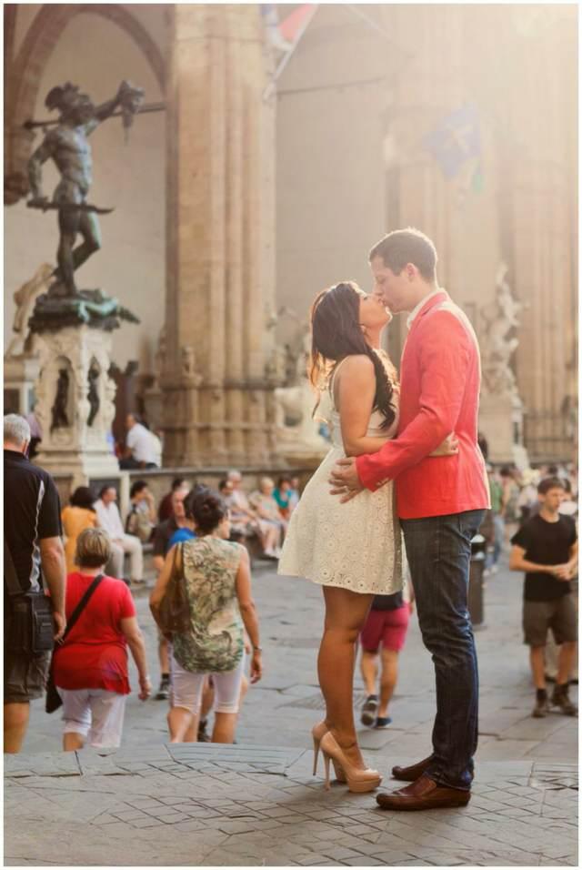 aniversario de novios Italia Florencia ideas viaje romántico