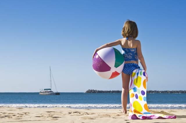 juegos divertidos fiestas infantiles verano playa ideas