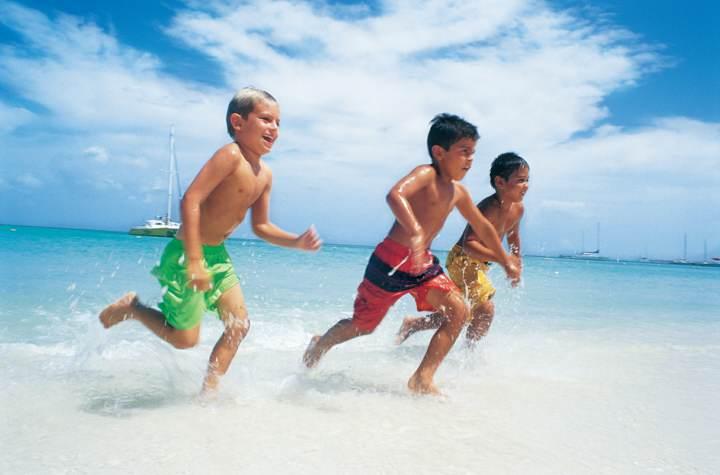 juegos para fiestas infantiles playa ideas entretenimiento