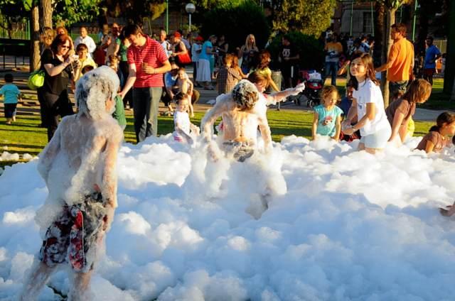 Divertidos juegos para fiestas infantiles ideas interesantes - Ideas divertidas para fiestas ...