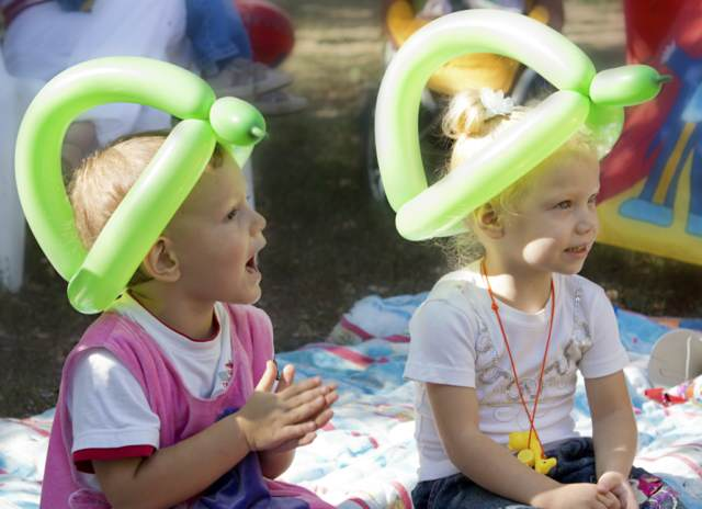 Divertidos Juegos Para Fiestas Infantiles Ideas Interesantes
