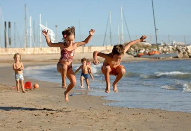 juegos para fiestas infantiles verano playa ideas fantásticas