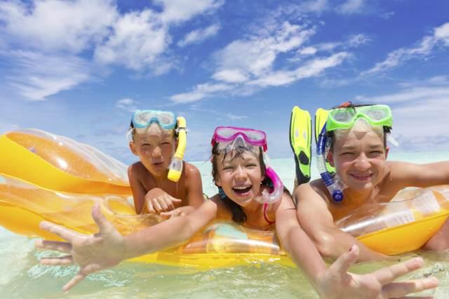 juegos para fiestas infantiles mar agua ideas