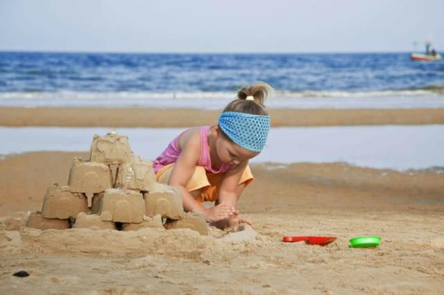 juegos originales playa fiesta infantiles figuras arena