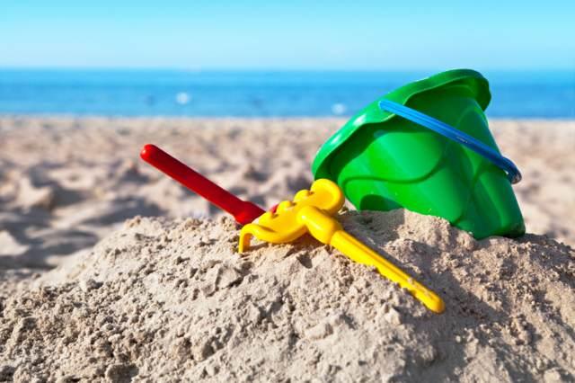juegos playa fiestas infantiles ideas fantásticas